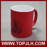 Кофейные чашки печатание давления жары штейновые поверхностные цветастые волшебные