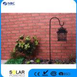 좋은 품질 Hotsale 태양 LED 뜰을 만드는 램프