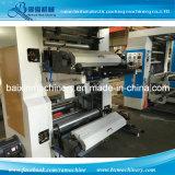 Rolo de Tecidos não tecidos Flexo máquina de impressão de alta velocidade