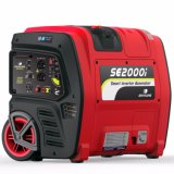 普及した設計されていたガソリン発電機(SE2000I)