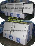 Kalter Wand-Eis-Verkaufsberater mit 400 Kubikfuß Kapazitäts-