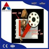 Hohe Leistungsfähigkeits-Leitungskabel-und Zink-Erz-Kiefer-Zerkleinerungsmaschine