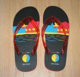 Flop Flip Malibu просто с печатание логоса