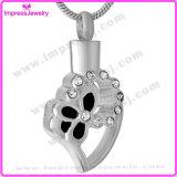 316L de Halsbanden van de Tegenhangers van de Crematie van de Juwelen van de Herinnering van het Staal van Staineless die As houden