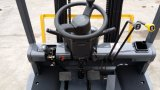 chariot élévateur de l'essence 2ton (LPG) avec le mât normal
