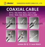 Горячее сбывание коаксиальный кабель S400 CCA 50 омов с охватом 95%