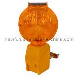 Piloto LED de la fábrica del estroboscópico de la venta del peligro solar de la luz