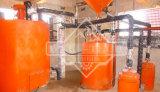 Golderz-Rückstände Cil Zimbabwe-150tpd, das Pflanze auslaugt