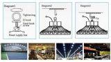 Alta potencia 80W/100W/120W/150W/200W LED de alta de la luz de la Bahía de OVNI de iluminación LED Industrial