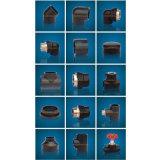 Bride commune de plot pour l'ajustage de précision de pipe de PE
