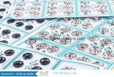 Стандарт качества японии фабрики кнопки стержня давления весны хорошего качества первоначально
