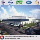 De zware Workshop van de Bouw van het Staal/de Industriële Bouw voor het Produceren