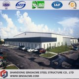 Manual de Construção em Aço Pesado Sinoacme / Edifício Industrial para a produção de