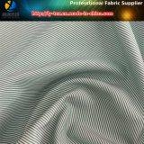 Tessuto tinto della banda filo di cotone/dei 2017 poliesteri caldi per la camicia casuale delle donne