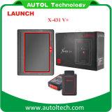 Уточнение он-лайн X431V+ варианта старта X431 V+ WiFi/Bluetooth Globle