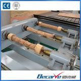 Cer genehmigte Zylinder-Gravierfräsmaschine des Holz-1325
