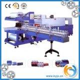 Machine de conditionnement en plastique à grande vitesse automatique de film de rétrécissement de bouteille