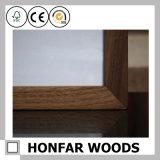 """Apertura cornice rustica di legno solido """" X7 """" di formato 5"""
