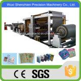 SGS keurde 4 van Kraftpapier goed Lagen van de Zak van het Document Makend Machine