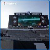 옥외 풀 컬러 거대한 LED 스크린 득점판