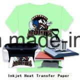 Bonne flexible A4, A3 du papier de transfert de chaleur pour T-Shirt