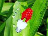 Lâmpada de poupança de energia 40W Color Half Spiral Halogen / Mixed / Tri-Color E27 / B22 220-240V