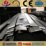 La norme ASTM A276 201 Bar plats en acier inoxydable avec le Trait Fin Terminer