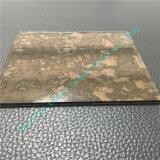 훈장을%s 고품질을%s 가진 5mm 회색 예술 미러 유리