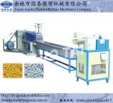 50-500 kg/hr y rallar de plástico de la máquina de peletización