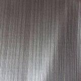 Couro Abrasão-Resistente do PVC para a mobília do sofá que faz Hw-140950