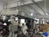 Печатная машина 6 цветов автоматическая Flexographic для бумаги салфетки