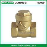 ISO9001 ha certificato la valvola di ritenuta forgiata bronzo dell'oscillazione (AV5007)