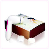 Brosse à visage nettoyant à pur perçage à chaud pour usage domestique