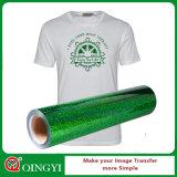 Qingyiの良質のホログラムDIYの熱伝達のビニールはのための身に着けている