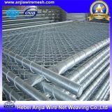 Rete fissa rivestita della rete metallica di obbligazione del PVC per il campo da giuoco del giardino di sport