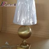 E27 환대를 위한 고대 구리 철 원탁 램프