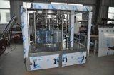 Умелое изготовленное автоматическое 600bph заполняя воды бутылки 5 галлонов моя и покрывая машина