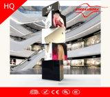 P6 farbenreiche Innen-LED drehende Bildschirmanzeige 3 Schicht-Bildschirmanzeige