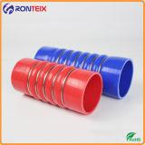 Bosse en caoutchouc de silicone flexible, bosse avec bagues de tube de silicone