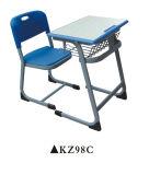 Conjunto plástico durable popular de los muebles de escuela