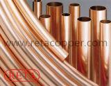 Temperamento suave tubo de cobre para aire acondicionado y refrigeración