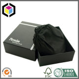 Коробка роскошного подарка Jewellery картона бумажная с внутренней подкладкой
