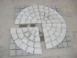 Pedra natural da calçada da plataforma de ventilação para Cubestone