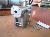 Medidor de fluxo em massa de Coriolis do revestimento do vapor com Ce para o petróleo cru