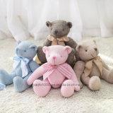 Gevulde Zachte Gebreide Teddybeer
