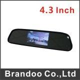 Fahrzeug-Rücksitz Fernsehapparat 4.3 Zoll-Kopfstützen-Auto DVD Mointor