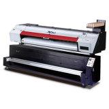 Grand format de Xuli 1.8m directement à l'imprimante de sublimation d'indicateur de drapeau de textile avec double Epson principal 5113