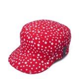 Sombrero impreso del cadete de los niños