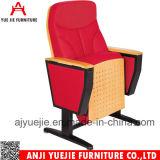 Дешевый стальной стул Upholst аудитории для сбывания Yj1615
