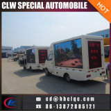 Gasolina Light Box Full Color LED Mobile Advertising Truck LED Vehicle